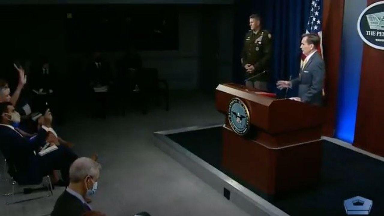 ABD, saldırıdaki sivil kayıplrı inkar etmiyor
