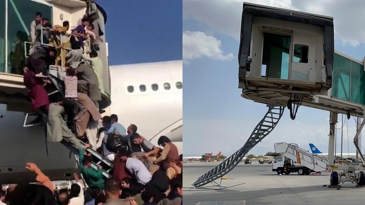 Kabil Havalimanı Taliban kontrolüne geçti