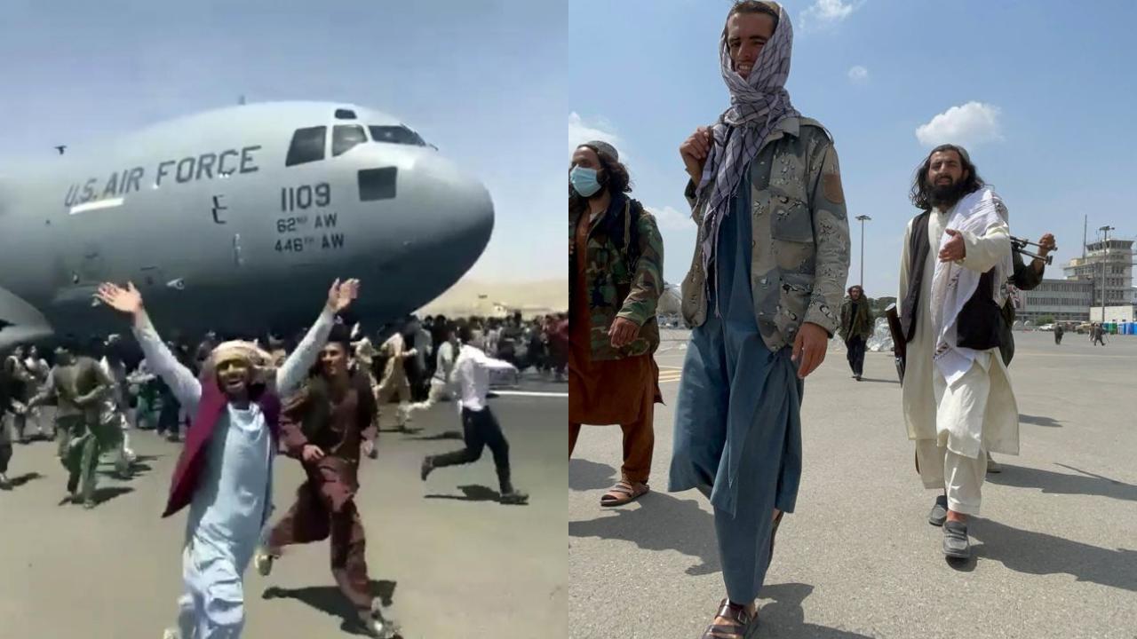 Kabil Havalimanı Taliban kontrolüne geçti - Sayfa 3