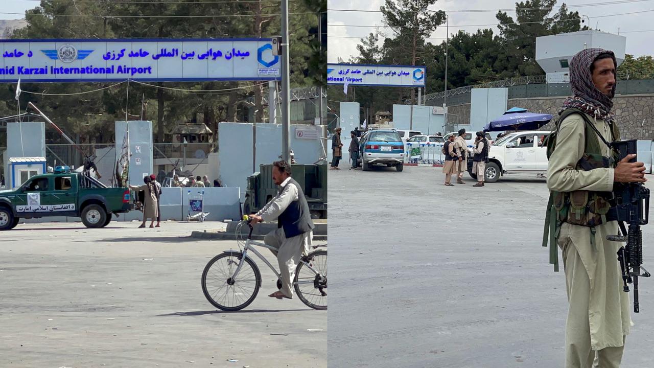 Kabil Havalimanı Taliban kontrolüne geçti - Sayfa 4