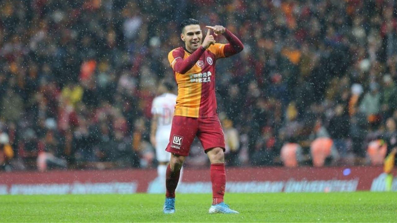 Falcao'nun Galatasaray macerası sona erdi