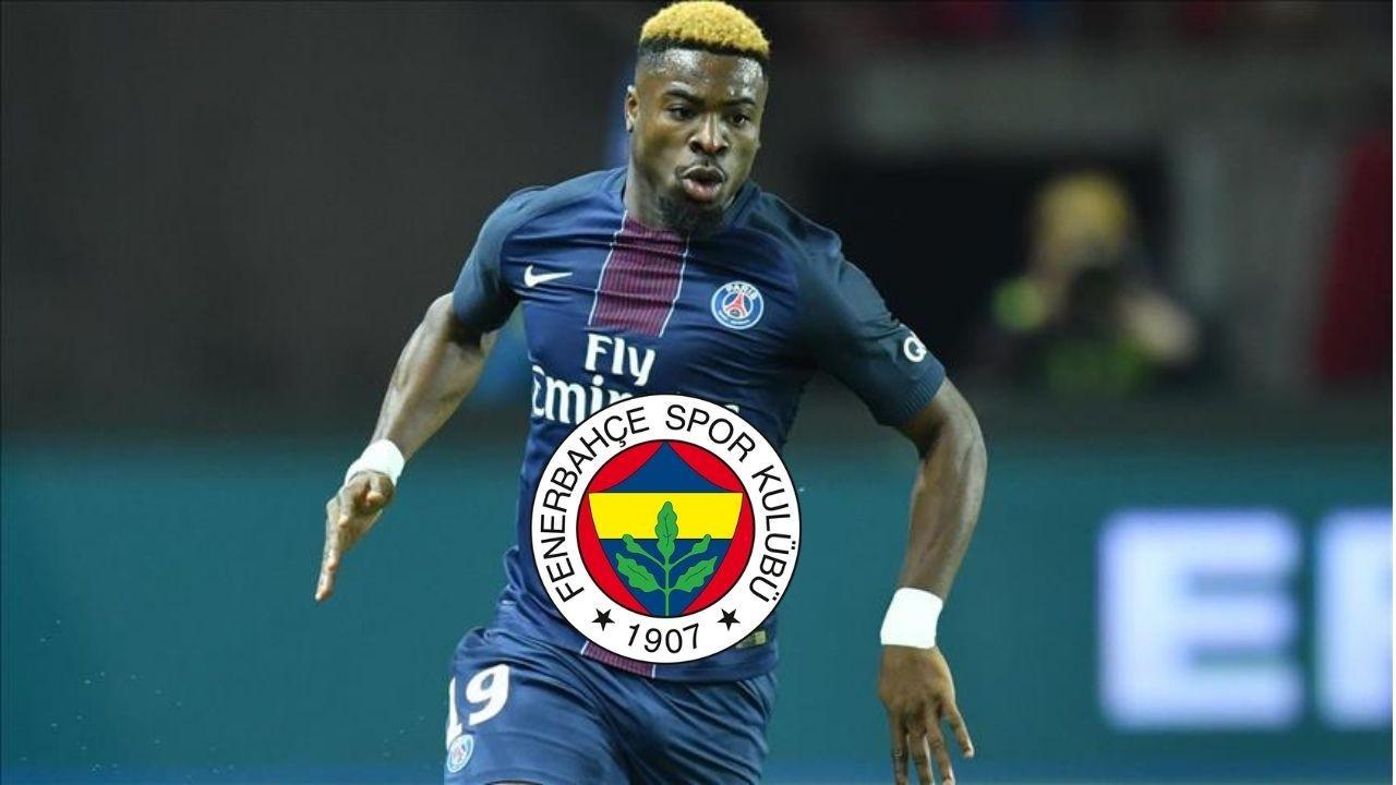 Serge Aurier Fenerbahçe yolunda