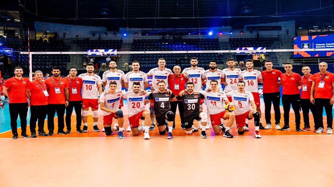 2021 Avrupa Erkekler Voleybol Şampiyonası