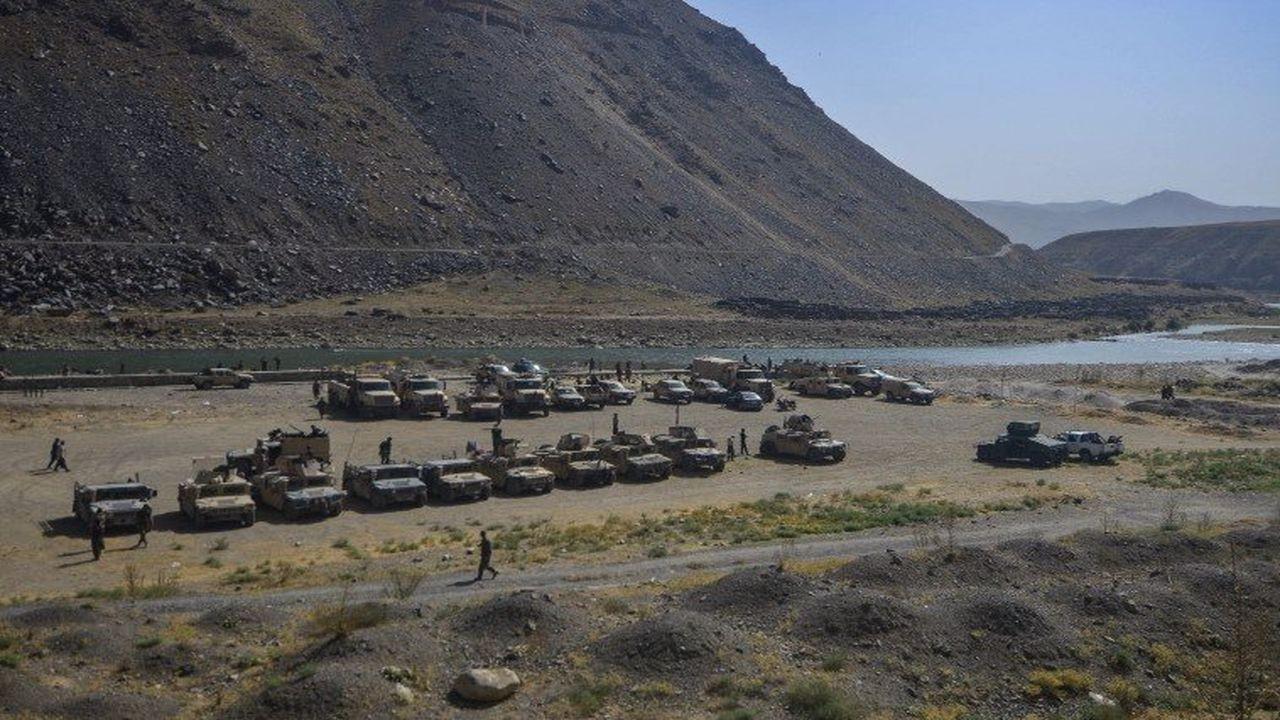 Taliban, Paryan'ı ele geçirdiğini duyurdu