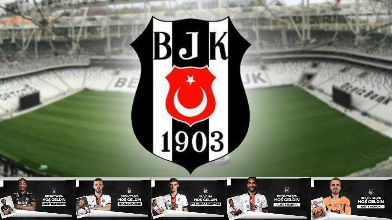 Transferde Beşiktaş fırtınası esiyor