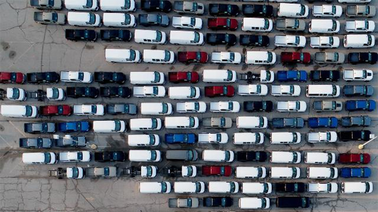 Ford kamyonet üretimini durduruyor
