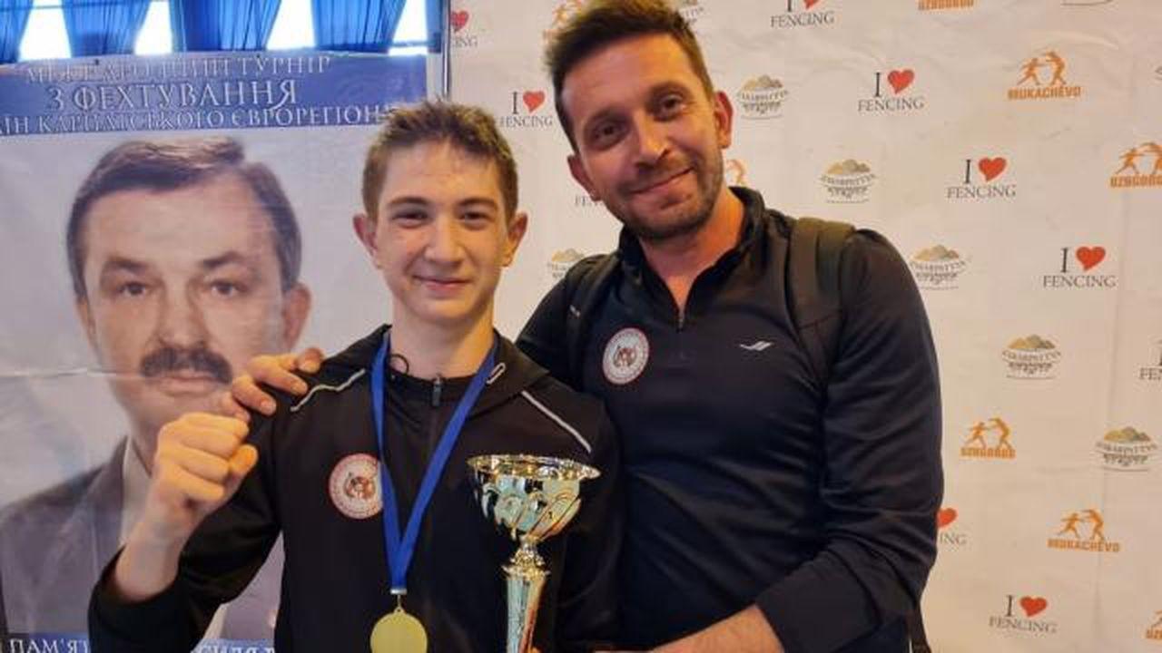 Yalgın Yeter Ukrayna'da şampiyon oldu