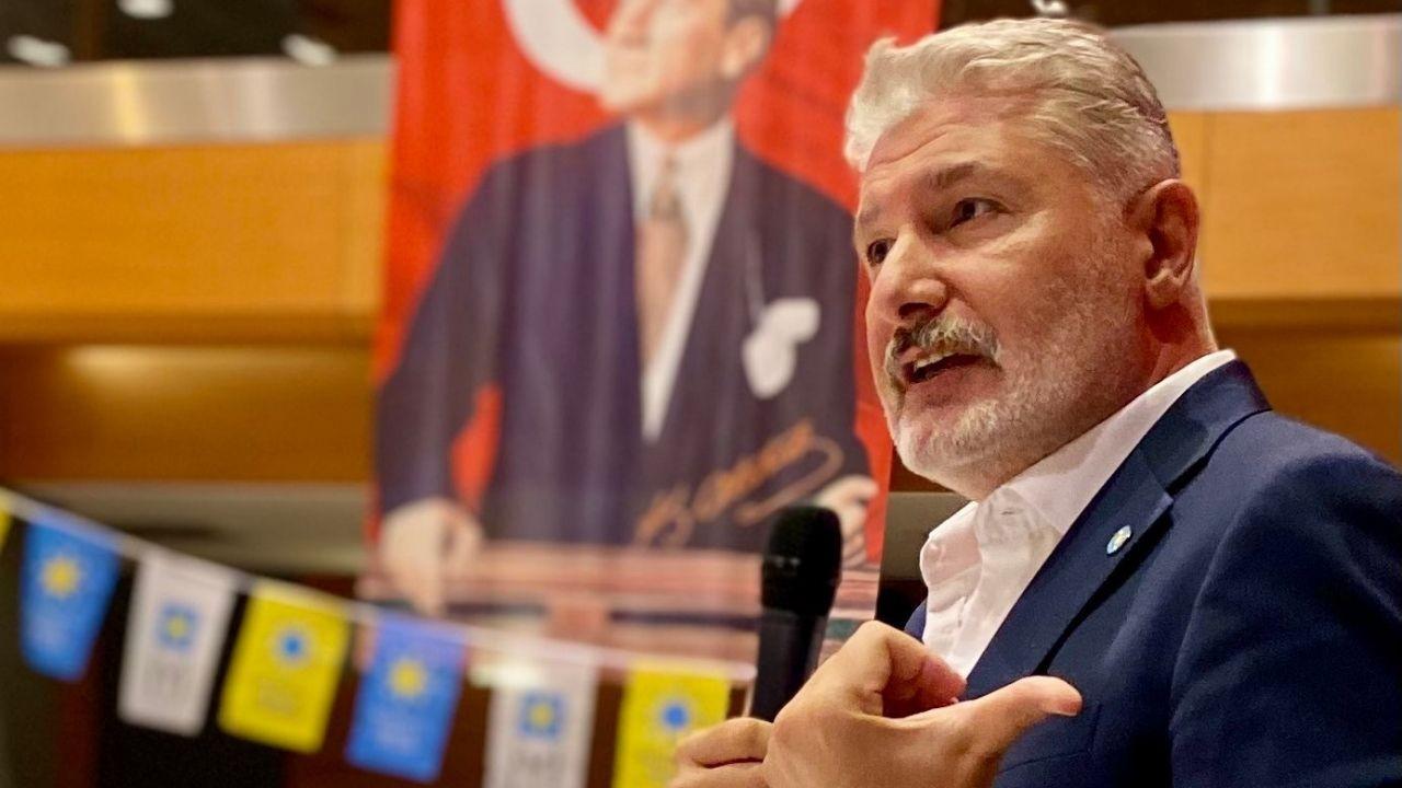 İYİ Partili Erdem hedefine Babacan'ı aldı