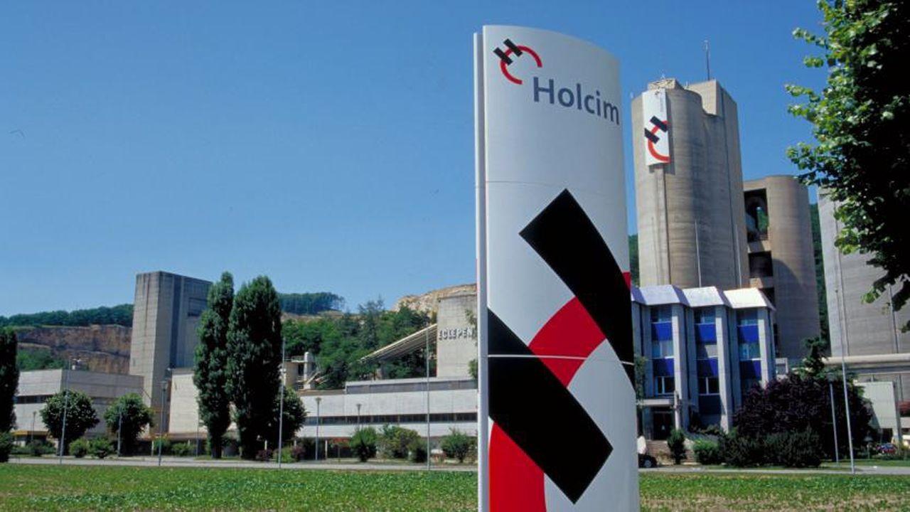 Holcim Ltd hisseleri yüzde 4'ten fazla düştü