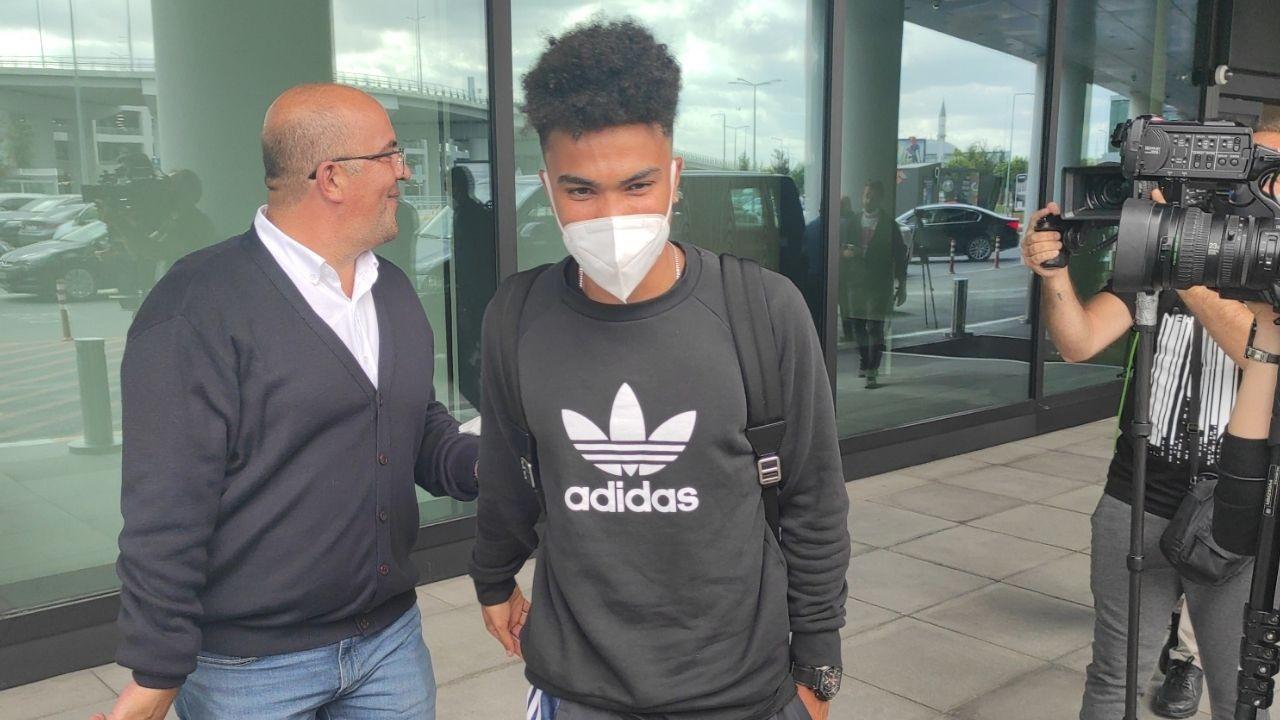 Aslan'ın yeni transferi İstanbul'a geldi