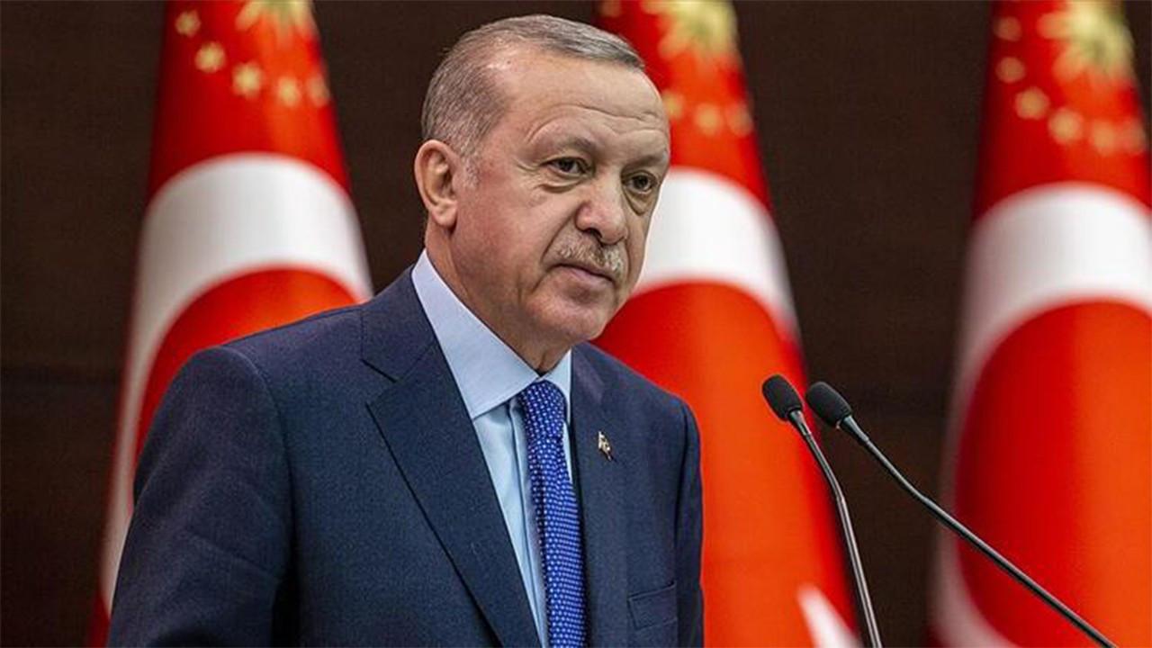 Cumhurbaşkanı Erdoğan'dan Ertuğrul Gazi mesajı