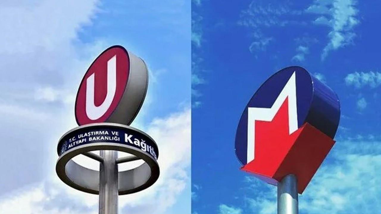 İstanbul'da metro simgesi polemiği