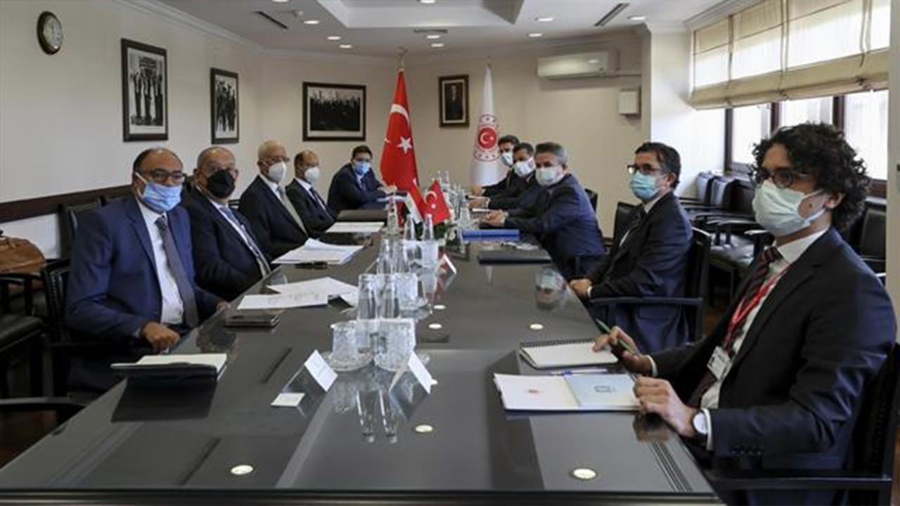 Türkiye ve Mısır arasındaki istişareler sürecek
