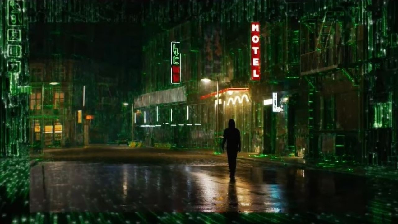 The Matrix Resurrections ilk fragmanıyla büyüledi