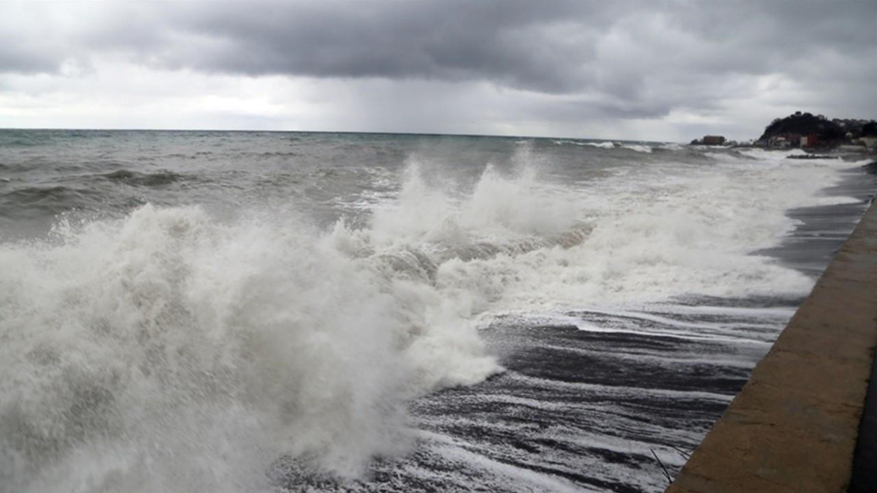 Güney Ege ile Akdeniz'e fırtına uyarısı