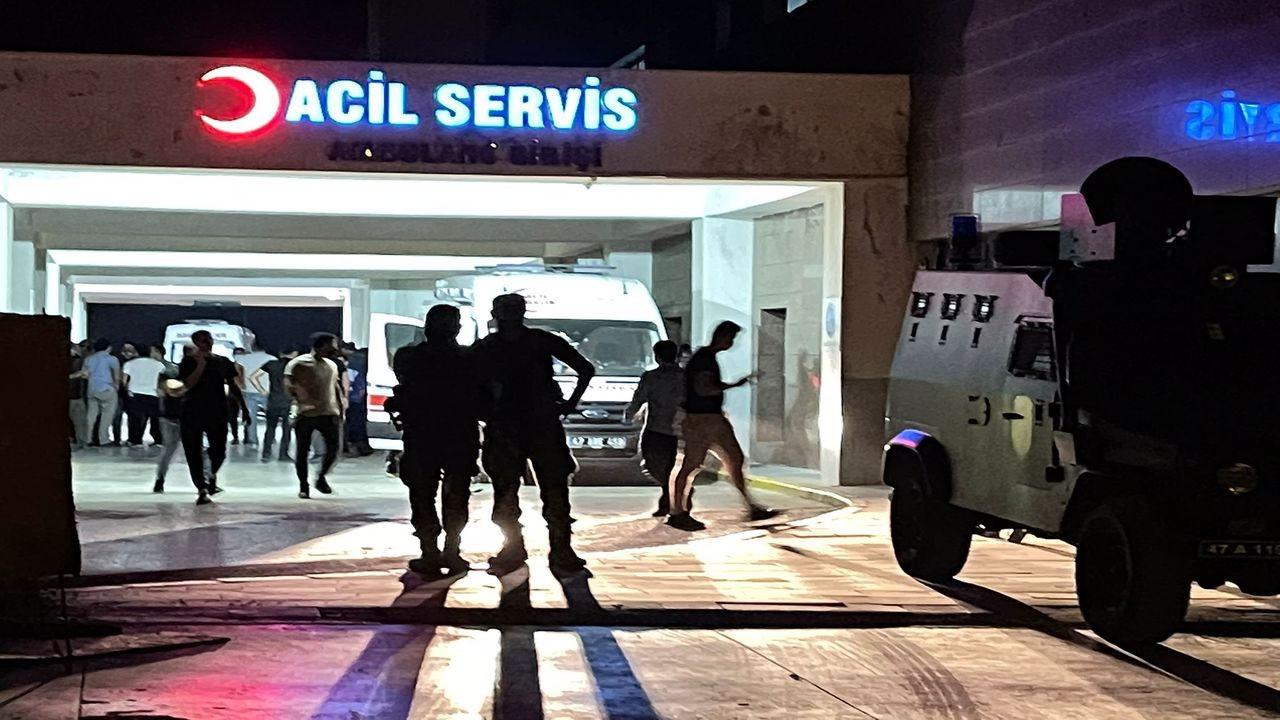 PKK ile çıkan çatışmada 1 polis yaralandı