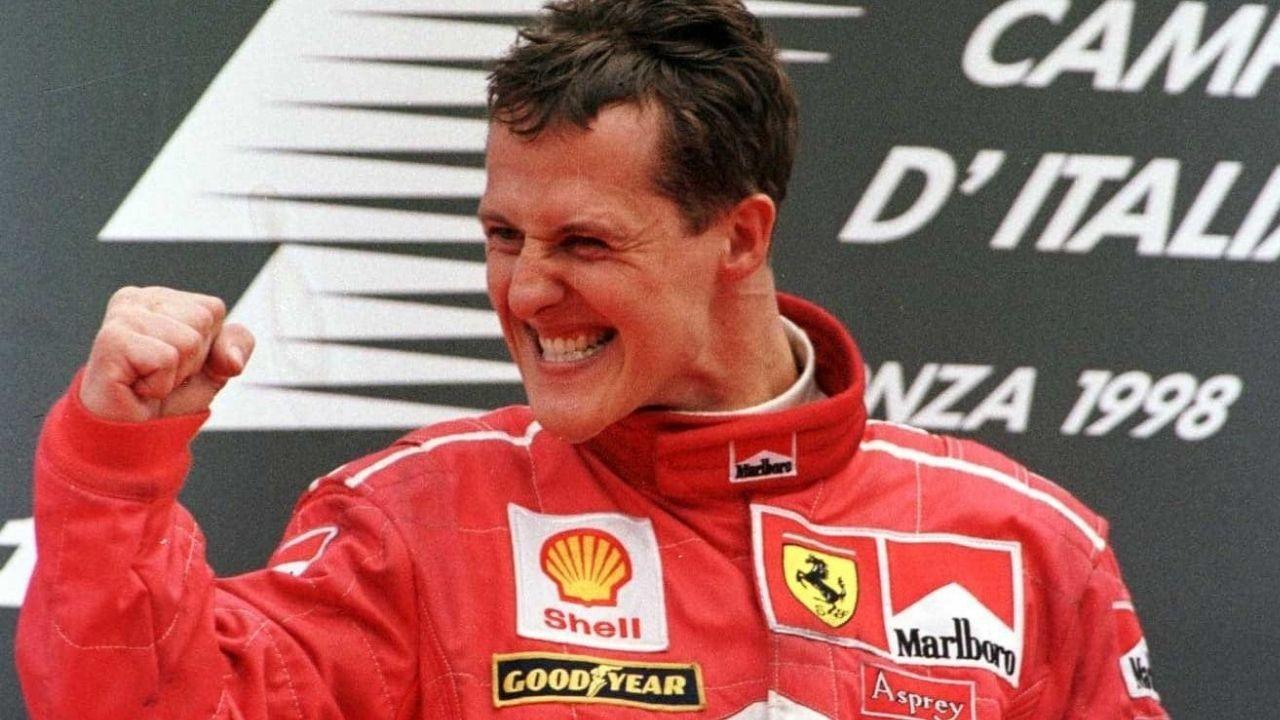 Schumacher belgeseli için geri sayım başladı