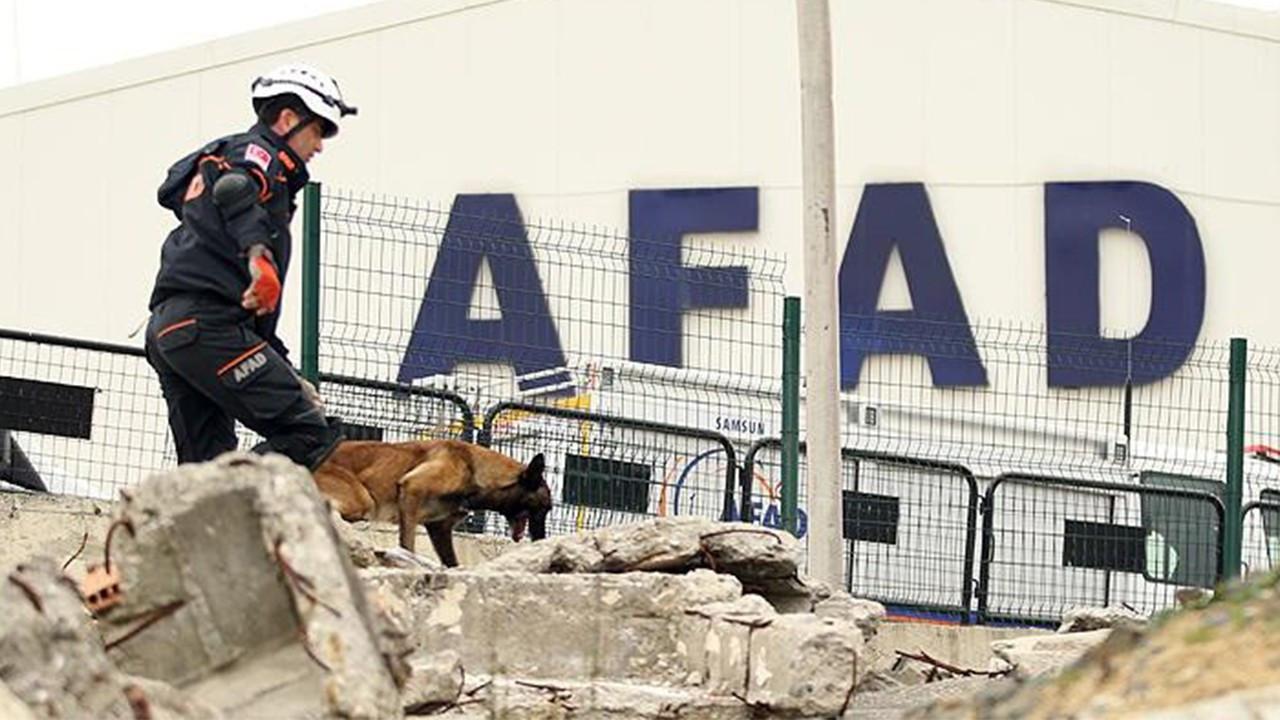 AFAD, toplanan bağış miktarını açıkladı