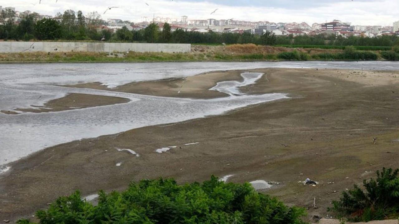 Trakya'da baraj ve nehirler alarm veriyor
