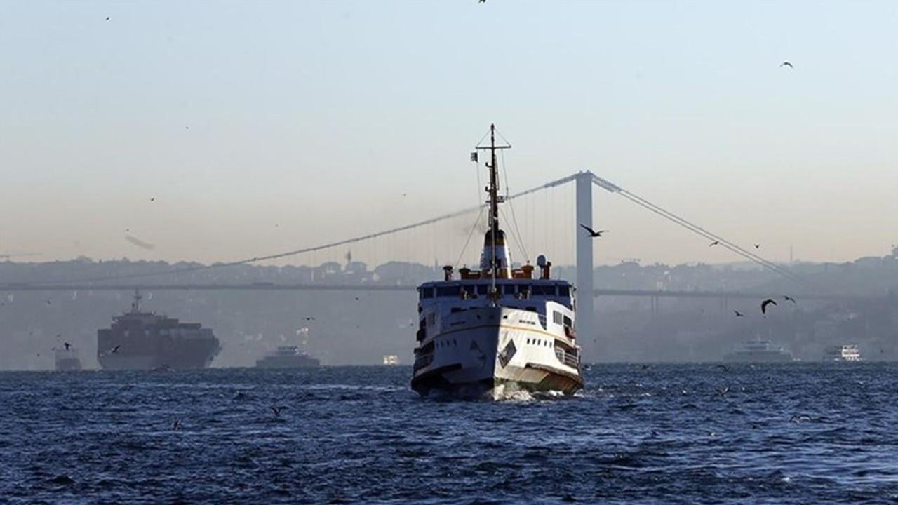 İstanbul'da yarın vapur seferleri yapılmayacak