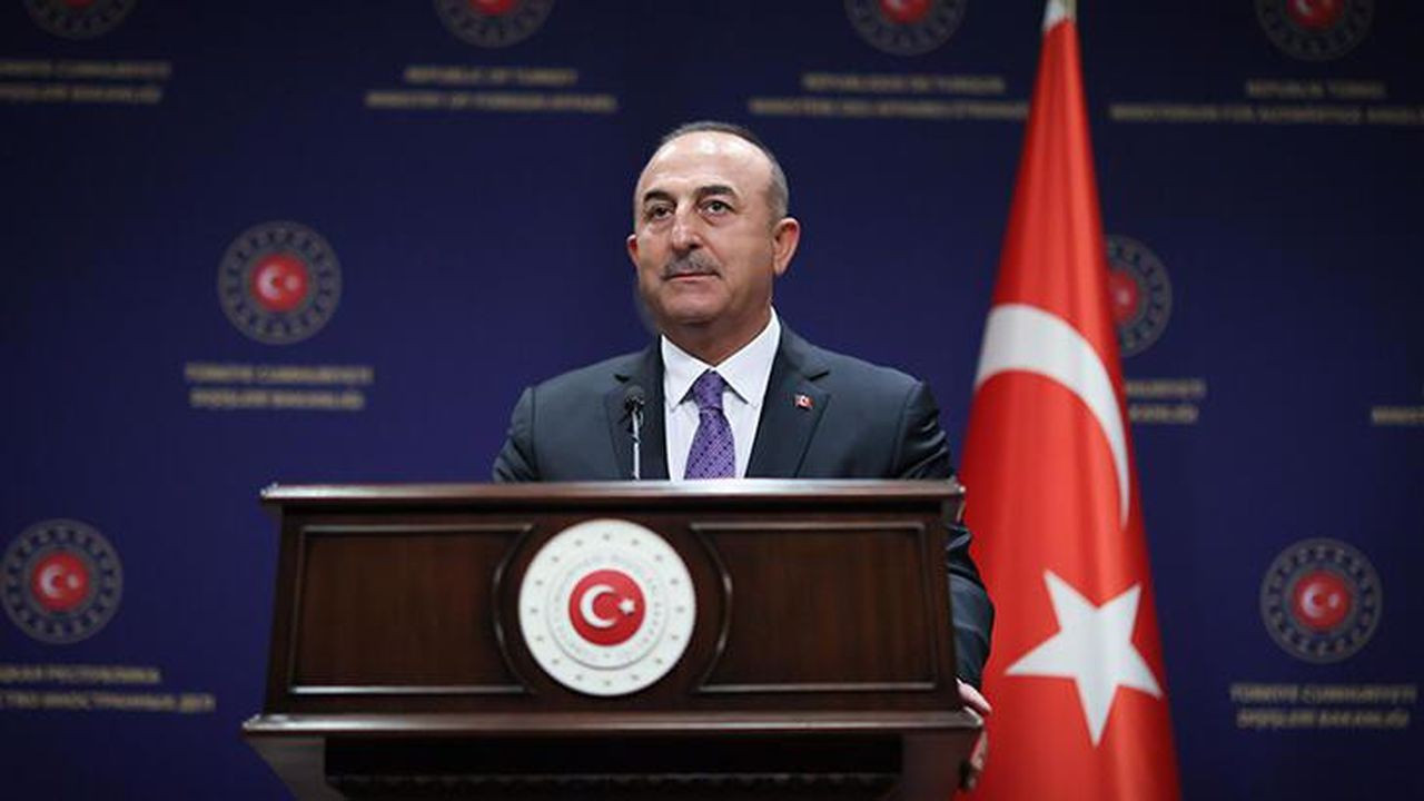 Çavuşoğlu düzensiz göçmen sorunuyla ilgili konuştu