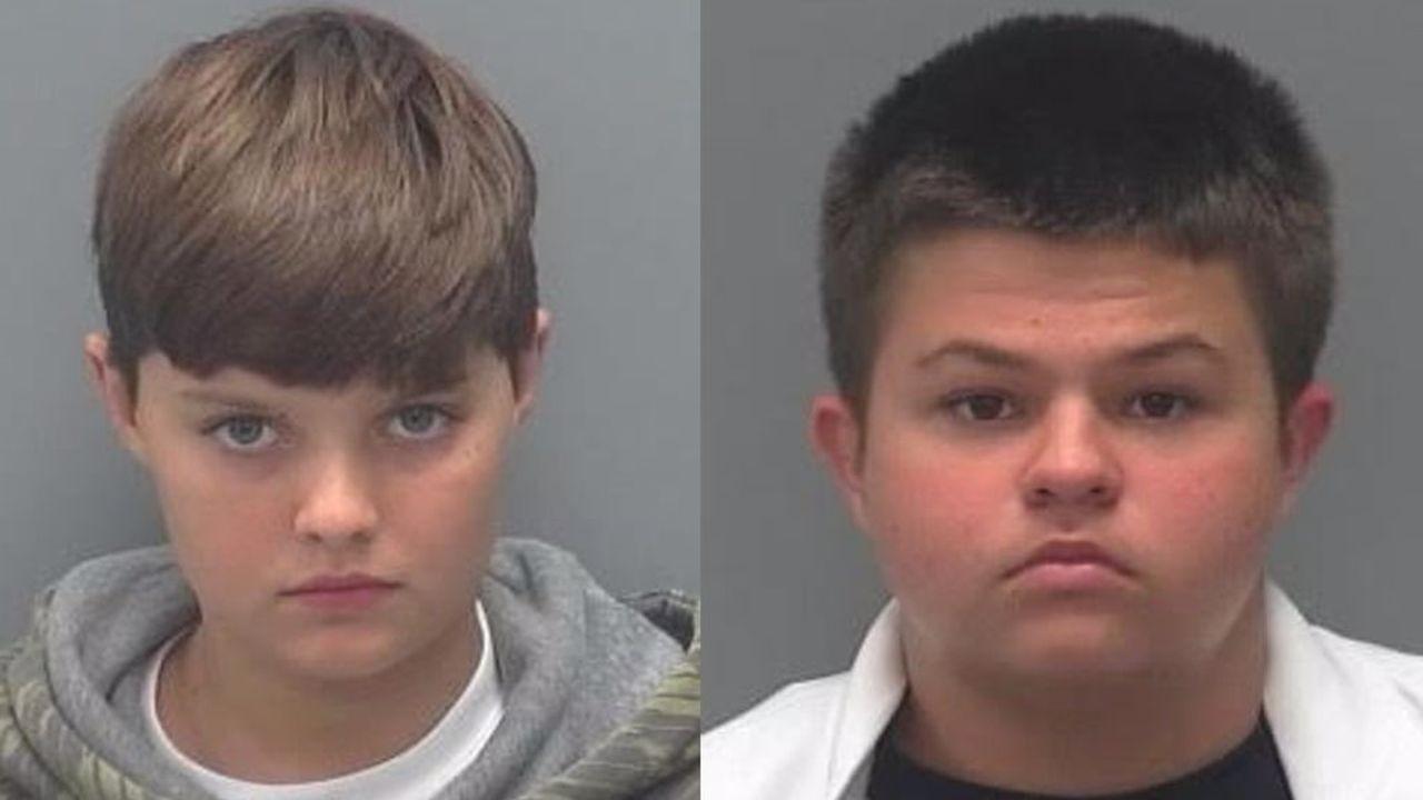 ABD'de 2 çocuk saldırı şüphesiyle suçlandı