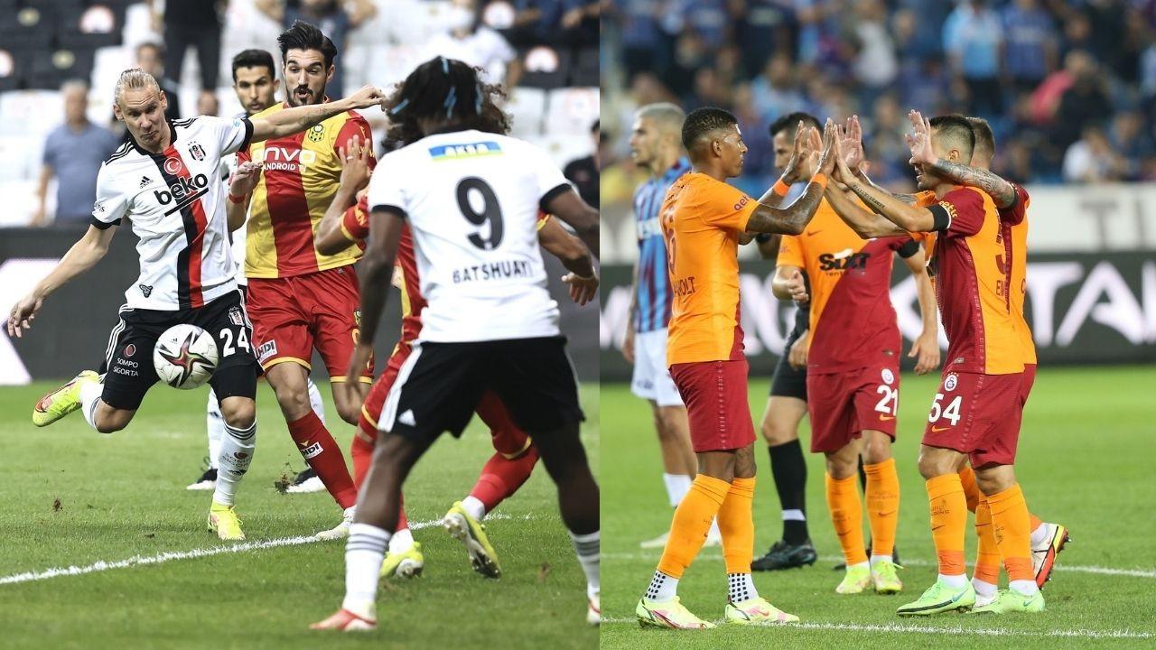 Süper Lig'de 4.haftanın panoraması