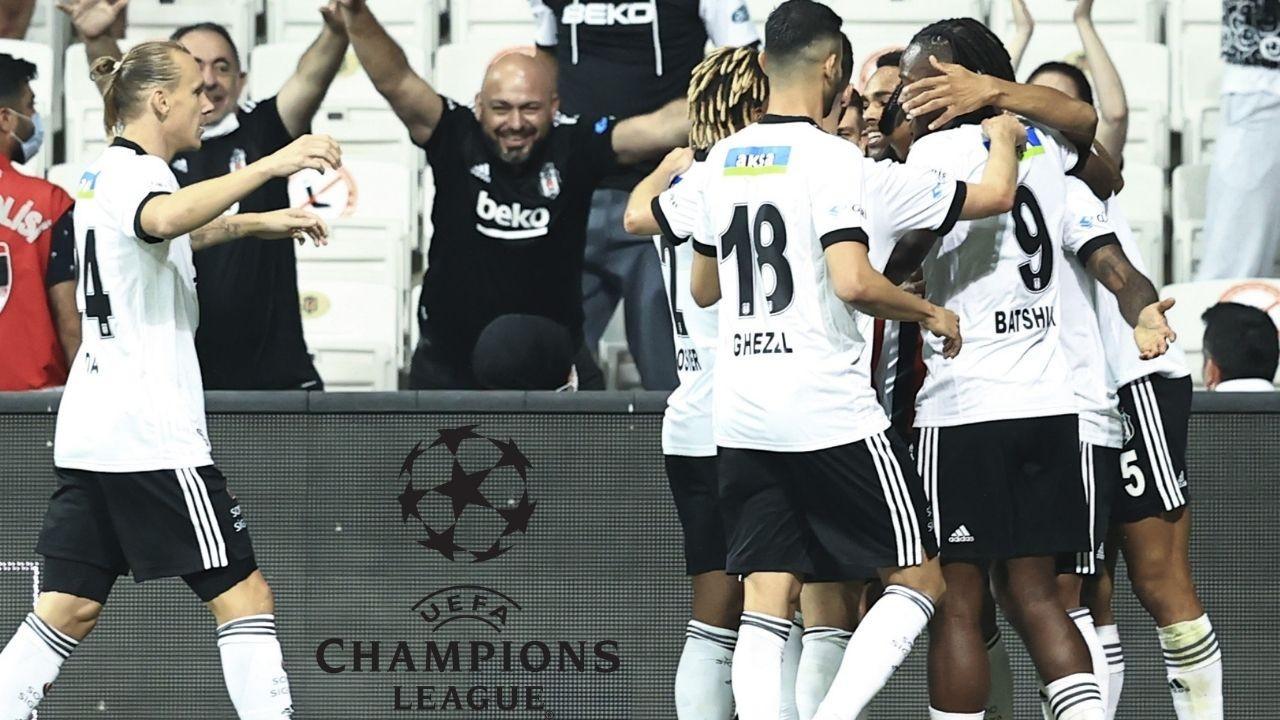 Kartal'ı Şampiyonlar Ligi heyecanı sardı
