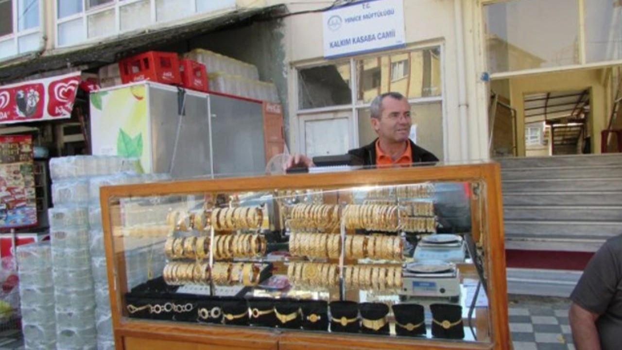 40 yıldır simit satar gibi altın satıyor