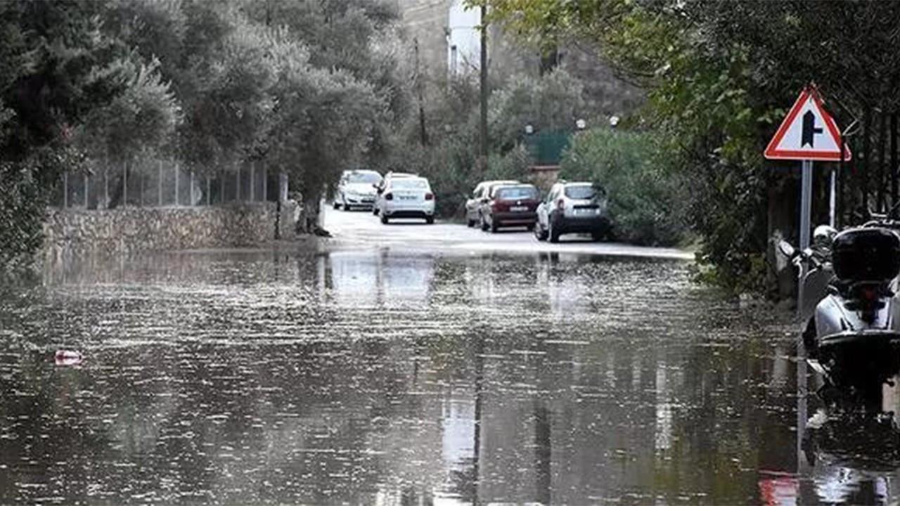 AFAD'dan 8 il için sel uyarısı