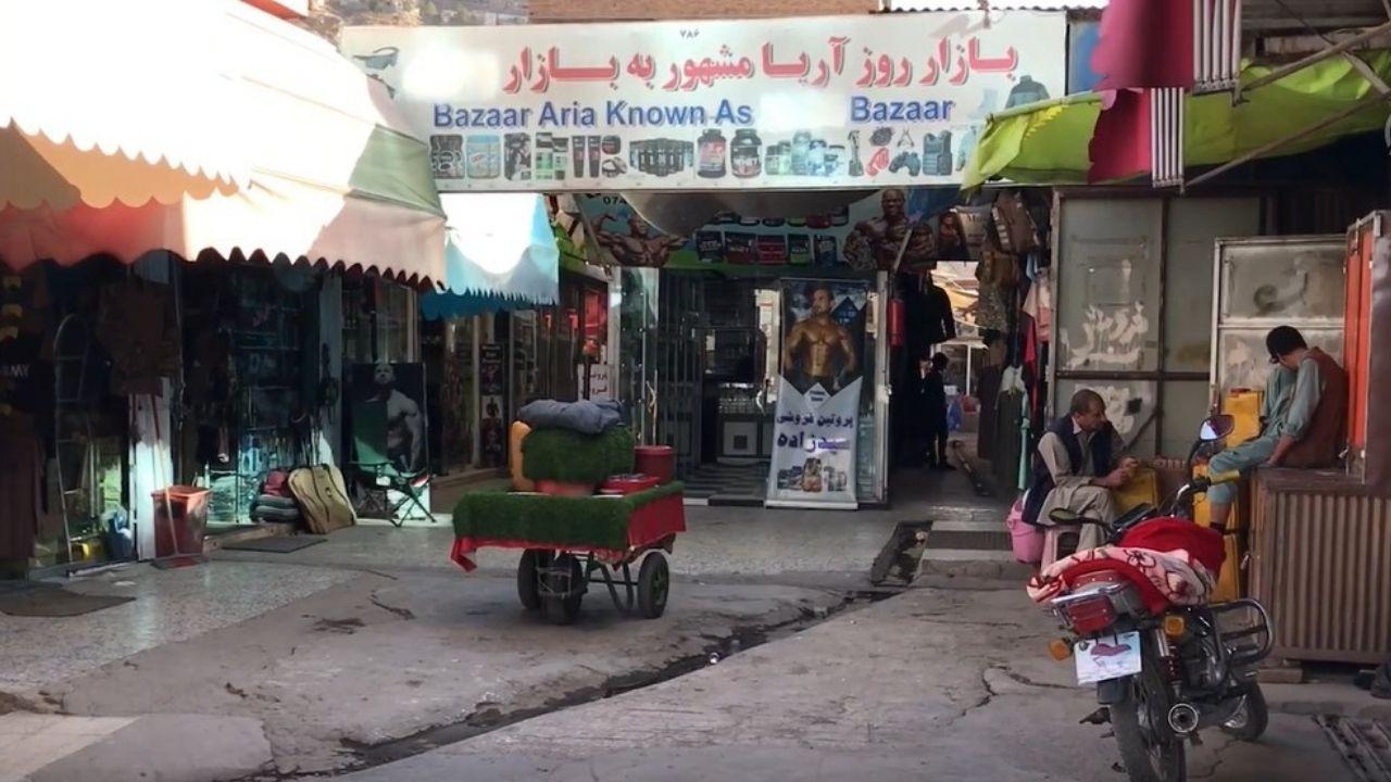 Afganistan'da Çin malı istilası