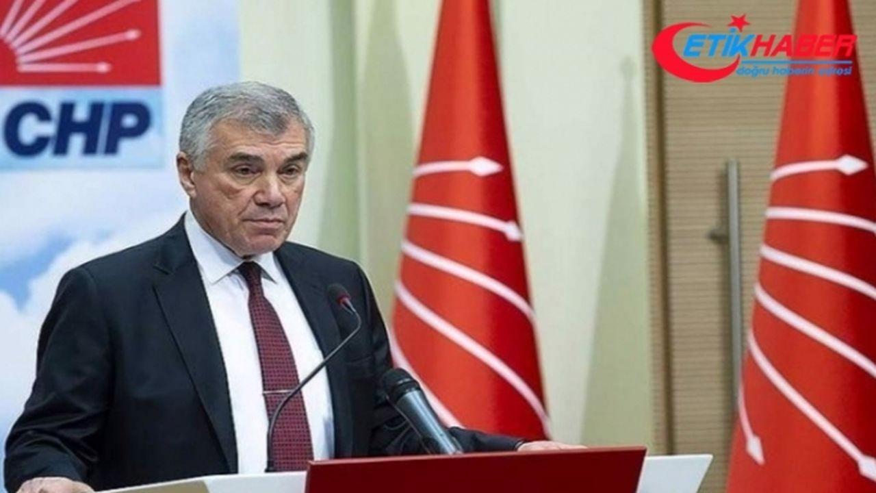 CHP'li Ünal Çeviköz Mavi Vatan'ı hedef aldı