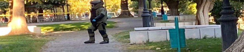 Gaziantep'teki bombalı saldırıyı polis engelledi