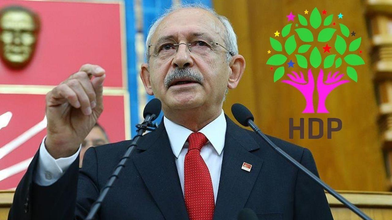 Kılıçdaroğlu'nun çağrısına HDP'den İmralı yanıtı