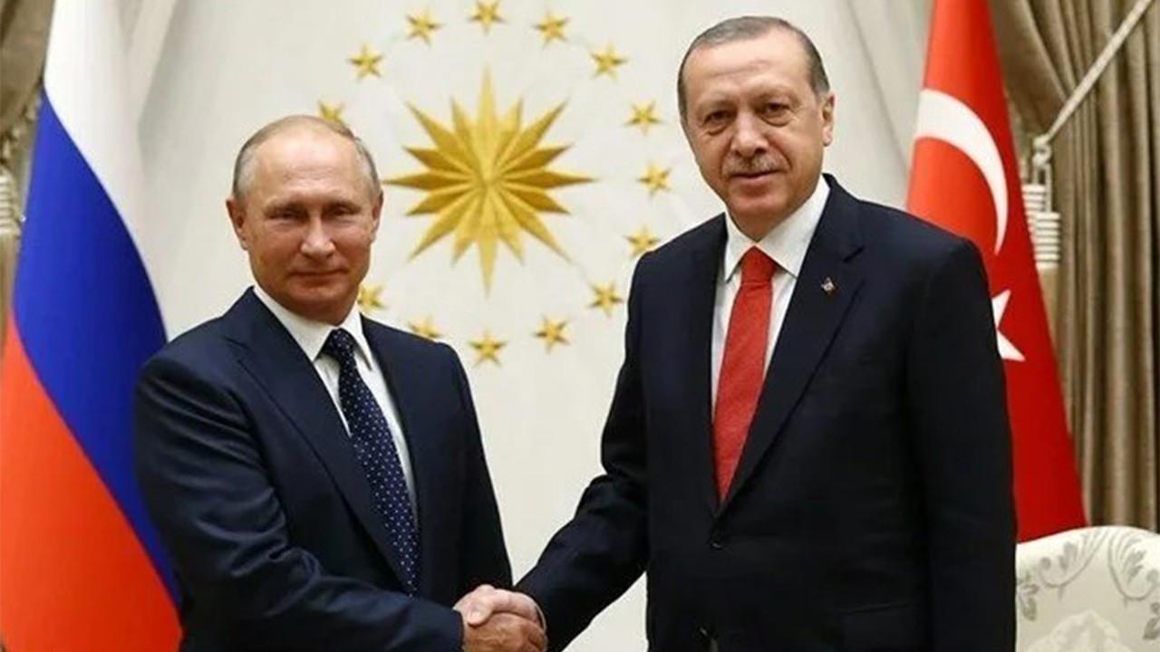 Kremlin'den Cumhurbaşkanı Erdoğan'a hazırlık