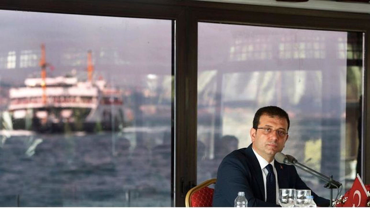 İBB Başkanı Ekrem İmamoğlu, Yunanistan yolcusu