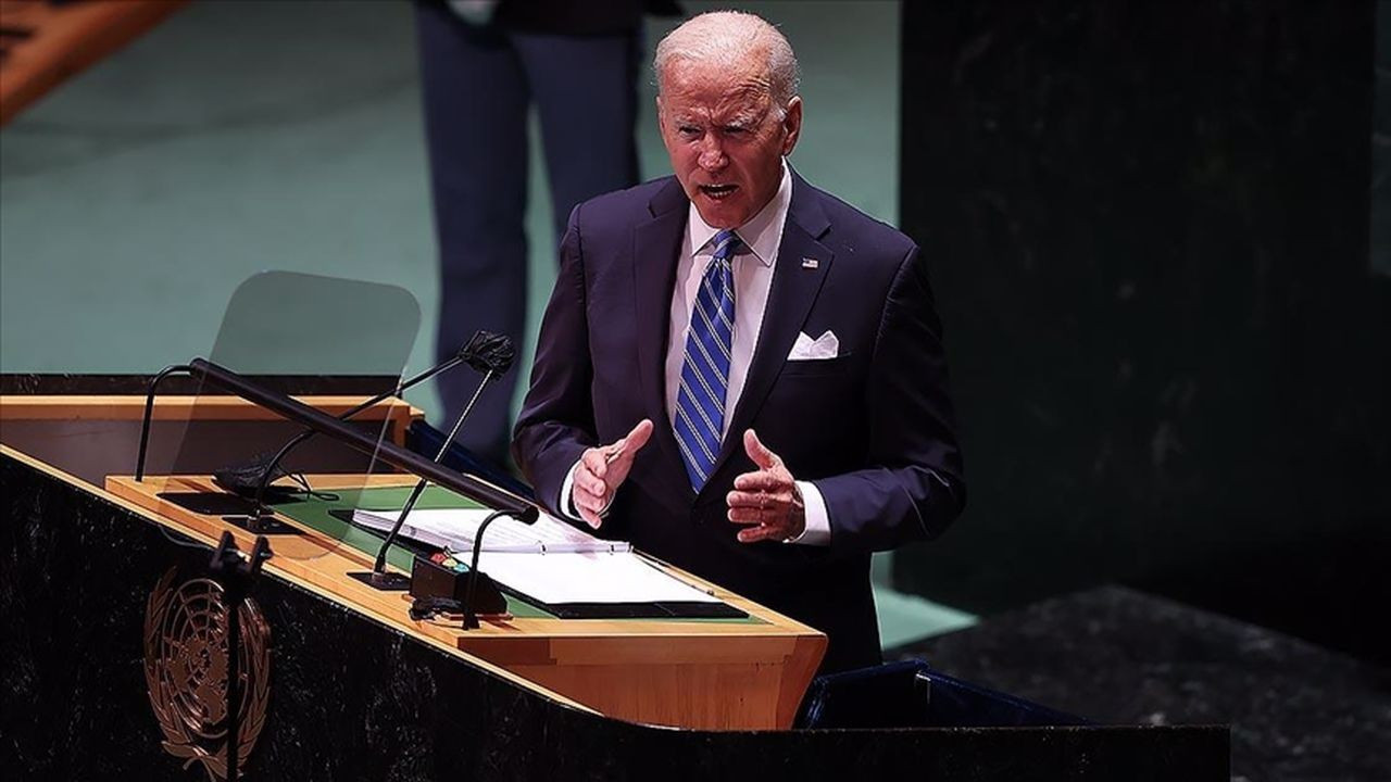 ABD Başkanı Biden, önceliklerini değerlendirdi