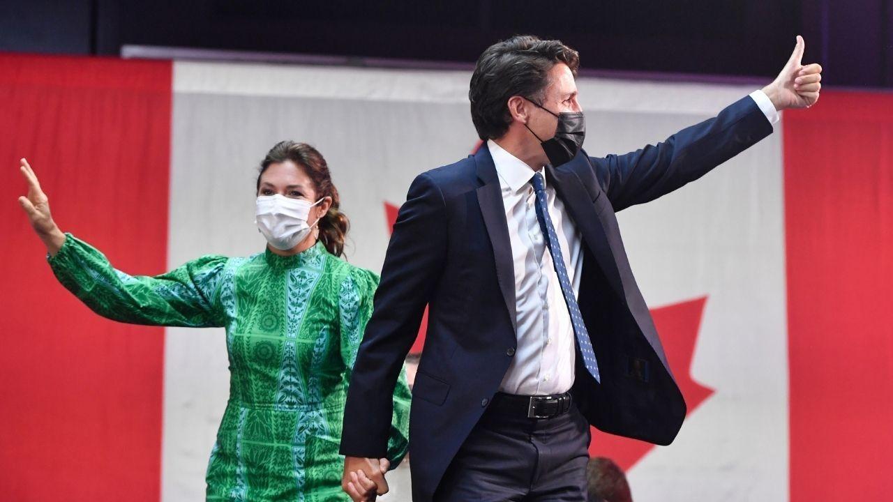 Kanada'da seçimin galibi bir kez daha Trudeau