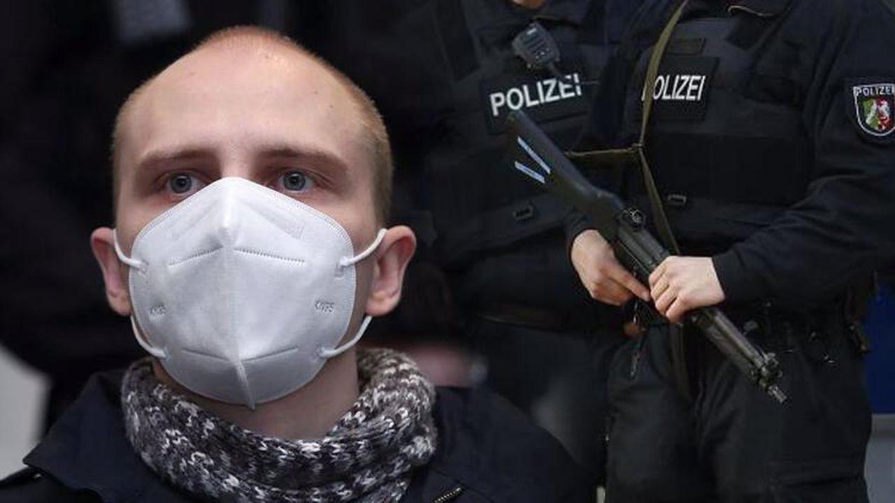 Alman polisten teröriste aşk mektupları