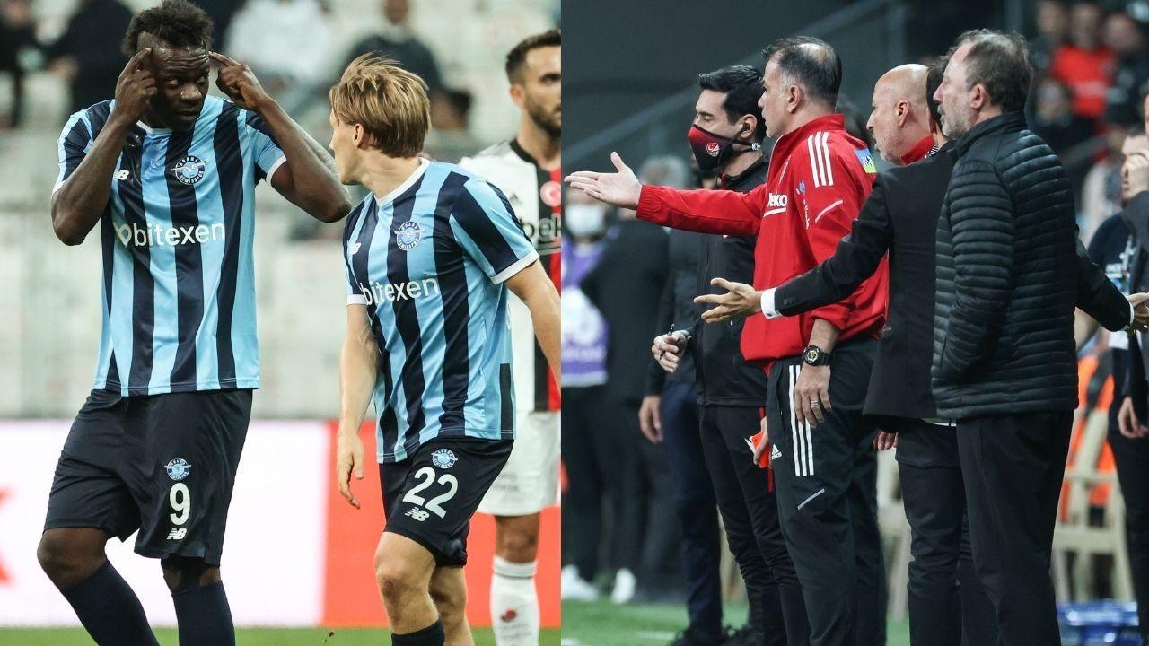 """Balotelli ve Sergen Yalçın arasındaki """"beyinsiz"""" polemiğinin perde arkası"""