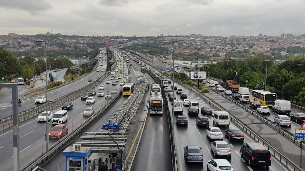 İstanbul'daki araç sayısı 22 ilin toplam nüfusu kadar