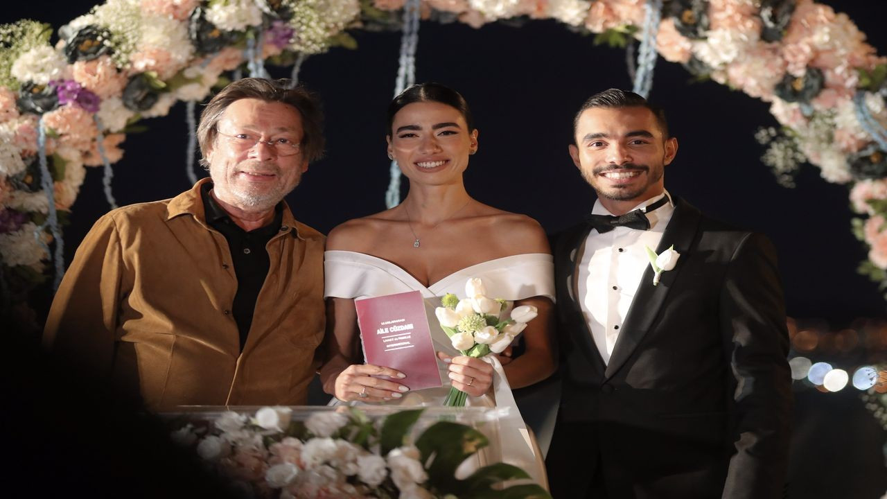 Milli cimnastikçi Ferhat Arıcan evlendi