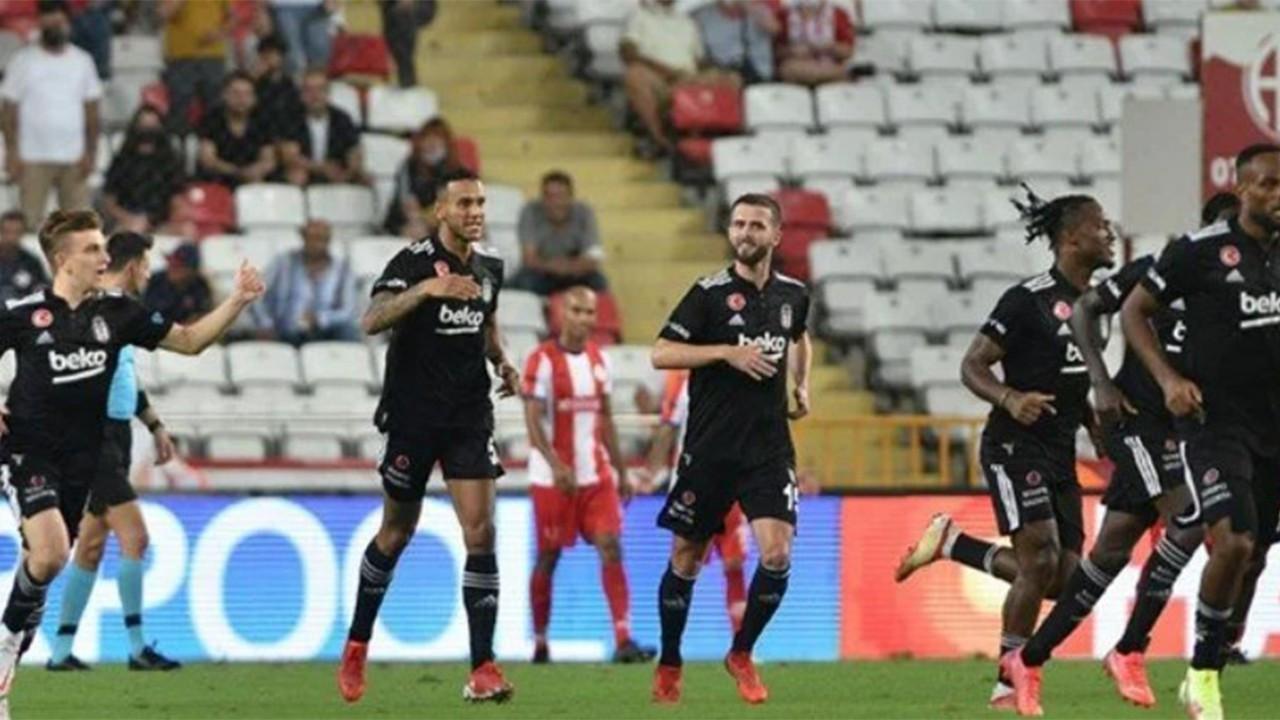 Beşiktaş'ın kadrosunda 10 eksik