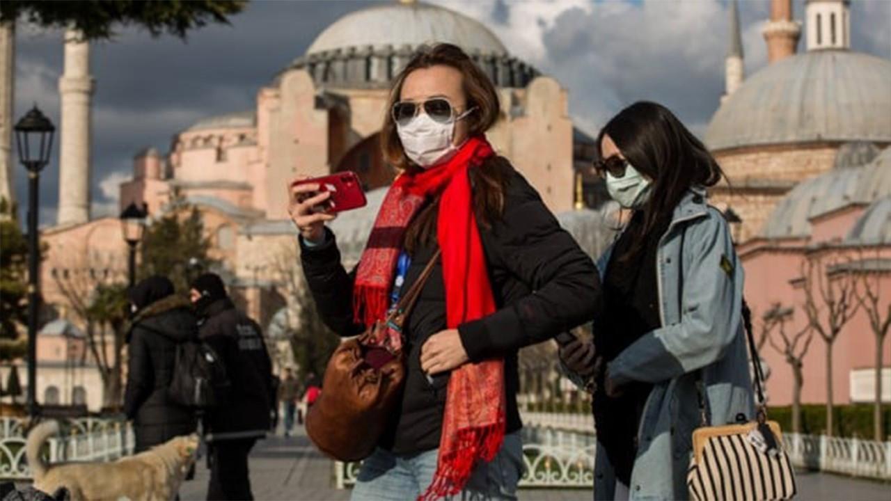Yabancı ziyaretçi sayısı yüzde 119 arttı