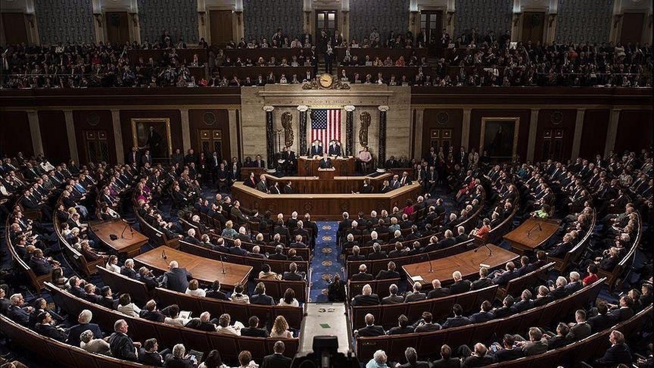 ABD'de 778 milyar dolarlık Yasa Tasarısı onaylandı