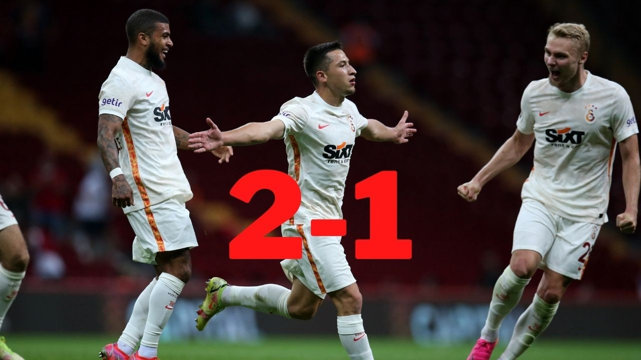 Galatasaray lige tutundu