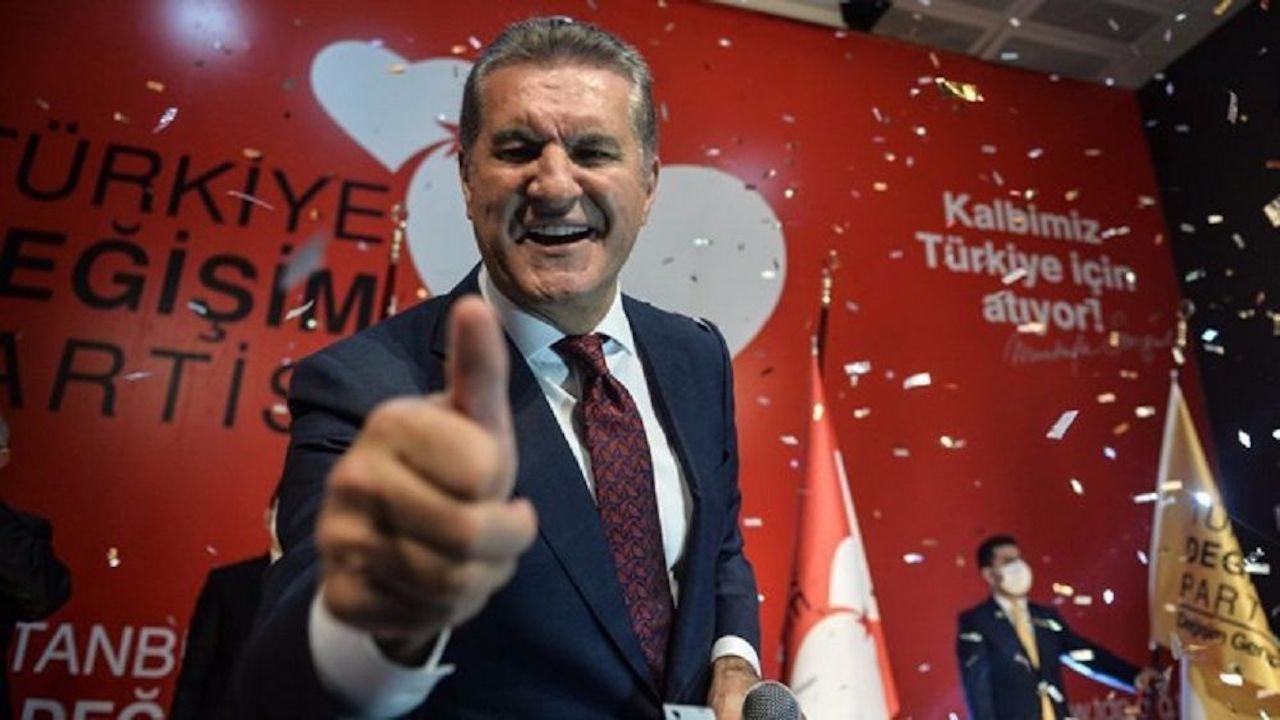 TDP'de Sarıgül yeniden başkan seçildi