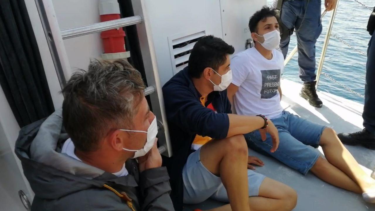 FETÖ'cü kaçak üsteğmenleri Yunanistan da almadı