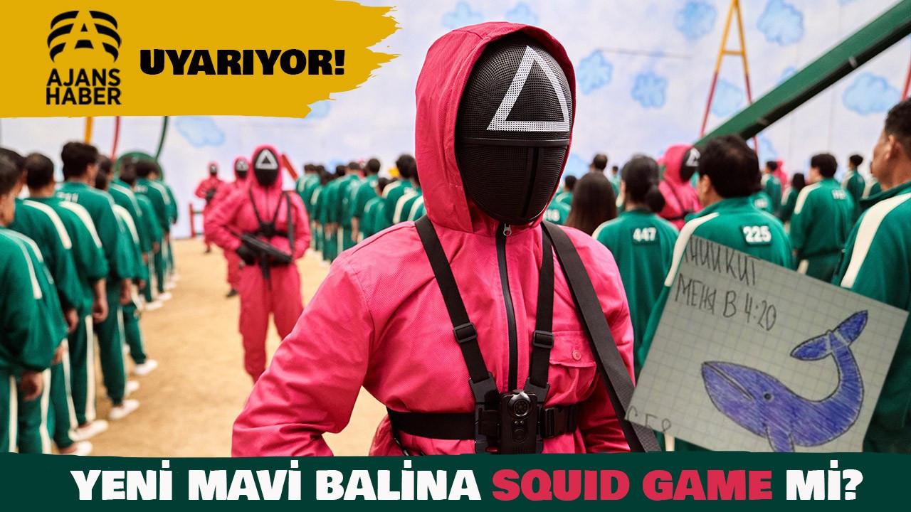 Yeni Mavi Balina Squid Game mi?