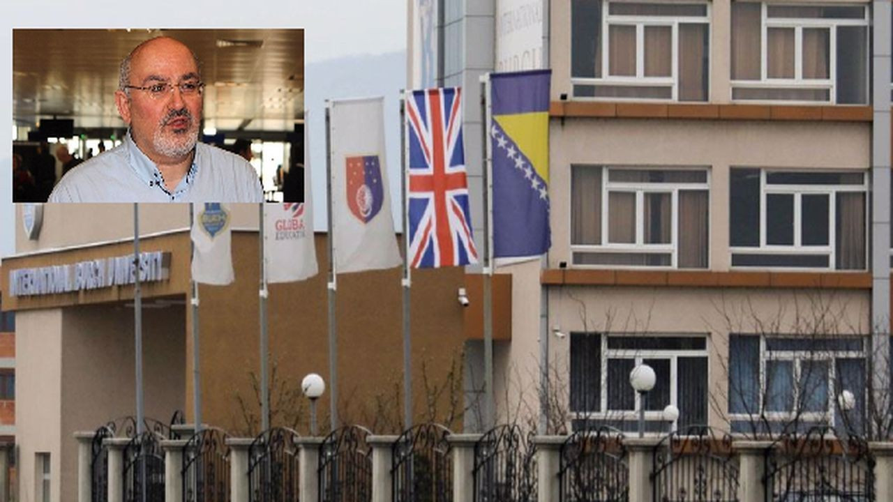 Bosna'daki okulların FETÖ bağlantısını ifşa etti